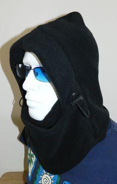 Adjustable Outdoor Winter Thermal Fleece Neck Face Mask Hood Warmer Balaclava   eBay