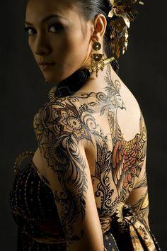 batik peacock 2 by ~ikie on deviantART