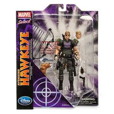 #MarvelSelect Avenging #Hawkeye Figure Available Now At #MarvelShop http://www.toyhypeusa.com/2015/03/23/marvel-select-avenging-hawkeye-figure-available-now-at-marvel-shop/