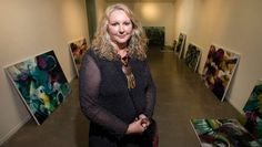 Rotorua artist Talulah Belle Lautrec-Nunes will show work in New Plymouth gallery Kina NZ Design + Art Space's latest .