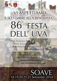 86a Festa dell`Uva di Soave - Tumit Eventi