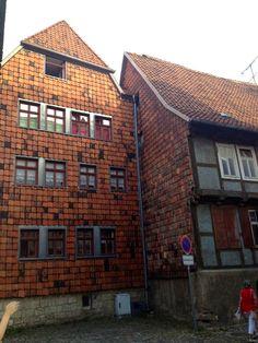 Quedlinburg, Deutschland.