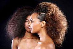 African American Hair Care Tips ~ African American Black Women With Big Hair Thick Natural Hair, Texturizer On Natural Hair, Natural Hair Styles, Thinning Edges, Natural Hairstyles For Kids, Business Hairstyles, Damaged Hair, Curled Hairstyles, Big Hair