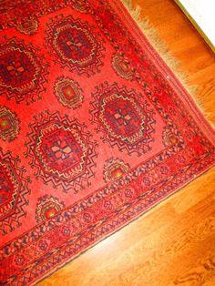 Found on EstateSales.NET: Detail of Persian Rug