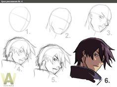 anime draw tutorial