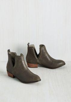 42736abb25fb Next Door Nature Bootie in Stone Shoes Heels Boots