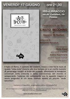 _L'aiuto Becchino: La presentazione ufficiale del libro!