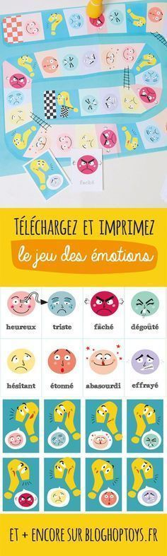 Learning about the recognition of emotions and facial expressions is very important for all ch. Autism Education, Education Positive, Montessori, French Classroom, Teaching French, Happy Kids, Happy Parents, Positive Attitude, The Body Shop
