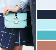 10 combinações com as cores do outono/inverno