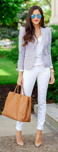 ways to wear business casual outfits :) деловой наряд, б Style Casual, Work Casual, Casual Chic, My Style, Casual Fridays, Casual Weekend, Classy Chic, Curvy Style, Smart Casual