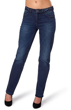 Super fede VERO MODA Jeans Eleven straight M?rkebl? VERO MODA Underdele til Dame i dejlige materialer