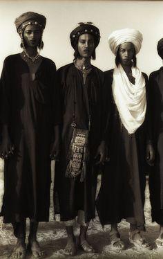 Wodaabe, Niger par la photographe américaine Rosemary Sheel ✈ D'Ici et…