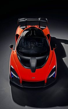 —– McLaren Senna is Brand's New 789-HP Ultimate Series Model - Track-focused car limited to 500 units ——