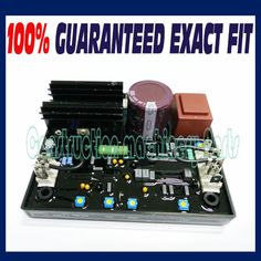 Leroy Somer AVR, Automatic Voltage Regulator R438