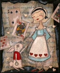alice in wonderland~Алиса