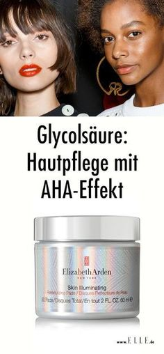 Glycolsäure lässt Falten und Narben verschwinden Have you ever noticed the acronym AHA on beauty products? It stands for glycolic acid, the best known of the fruit acids. It gives you smoother, firmer Skin Tips, Skin Care Tips, Beauty Care, Beauty Hacks, Beauty Tips, Beauty Products, Beauty Ideas, Creme Anti Age, Les Rides