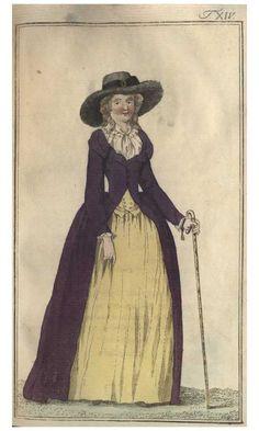 Journal des Luxus, 1786