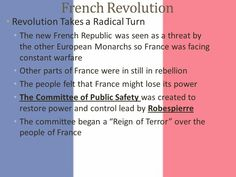 Committee Of Public Safety, French Revolution, Reign, Restoration, France, Royalty, French