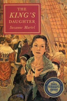 The King's Daughter by Suzanne Martel. Jeanne Chatel has always dreamed of adventure. So when the eighteen-year-old orphan is summoned to sail from France to the wilds of North America to become a king's daughter and marry a French settler, she doesn't hesitate.  Her new husband is not the dashing military man she has dreamed of, but a trapper with two small children who lives in a small cabin in the woods. With her husband away trapping much of the time, Jeanne faces danger daily, but the…