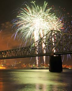 Louisville. Home of the Kentucky Derby, Thunder over Louisville, Louisville slugger, but most importantly my home :)