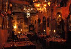 Restaurante Al - Kareni - Zaragoza (España)