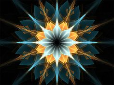 Golden Feathers Digital Art by Barbara A Lane Fractal Images, Fractal Art, Creative Logo, Mandala Painting, Illusion Art, Mandala Coloring, Sacred Geometry, Wallpaper Backgrounds, Fine Art America