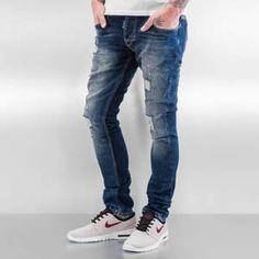 Pantalones Vaqueros Rotos Para Hombre Los novedosos Vaqueros -Jeans Rotos Para Hombre y su exclusivo dise