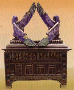 Isis Treasure Box