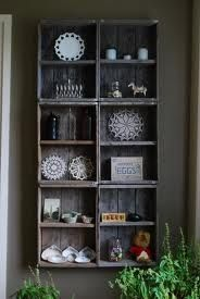 Crate Shelving. @ Home Interior Ideas