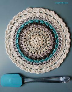 Mandala Crochet Pattern