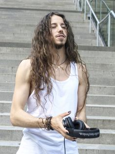 Michał Szpak in the gym in the Globe hotel, Stockholm | Photos | Eurovision Song Contest
