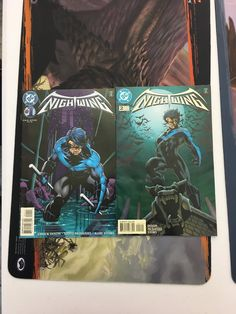 Nightwing FN by OldGothamComics on Etsy