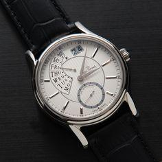 Retrograde Watch // 1718.1532
