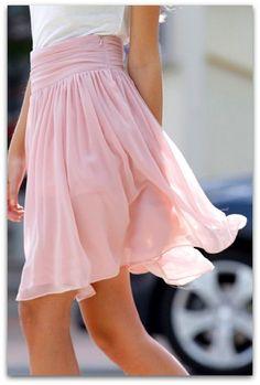 Art Symphony: The Midi Skirt
