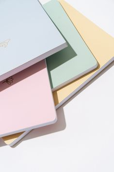 Minimal aesthetic notebooks A pastel dream by Lavendaire ☁ space for self discovery, creativity, and