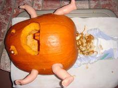cool pumpkin carving ideas 2013 theme zombie pumpkins