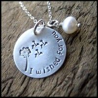 I Wished For You Necklace at Sweet Blossom Gifts