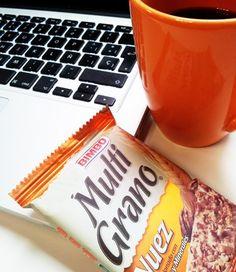 ¿Quieren empezar la mañana con mucha energía? ¡Café y Multigrano Nuez!