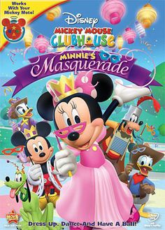 Playhouse Disney Mickey Mouse Clubhouse: Minnie's Masquerade