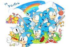 Sonic-Amie. Aww.