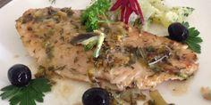 Fileti ribe iz rerne