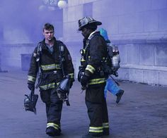 Chicago Fire Soldier Field 4x13