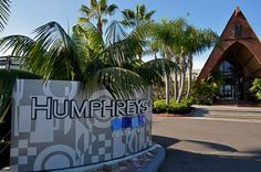 Humphreys Half Moon Inn and Suites, 2303 Shelter Island Drive, San Diego, CA 92106