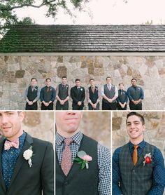Intimate Texas Garden Wedding: Maya + Juan Pablo | Green Wedding Shoes Wedding Blog | Wedding Trends for Stylish + Creative Brides
