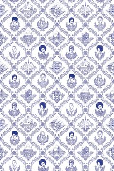 This is fabulous; too bad I don't have fond memories of living in the Bay Area: Bay Area Toile