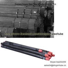 alloy seamless steel pipe for geological & oil drill pipe
