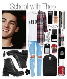 School with Theo Raeken