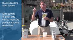 West System's entire line of epoxy products are explained in this West Marine buyer's guide. For the entire West System line, please visit http://www.westmar...