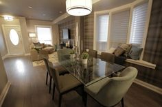 Dining table from property brothers