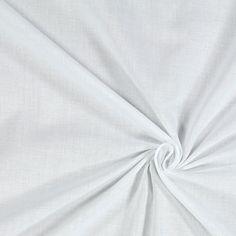 Batist 1 - Bavlna - bílá